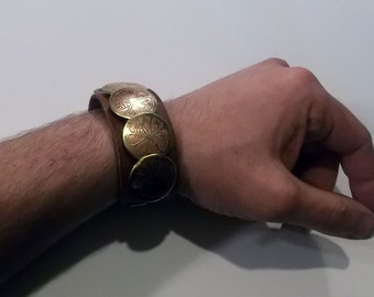 Magician Shield Bracelet