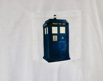 Doctor Who - Pocket T-shirt