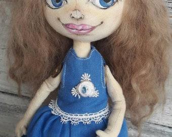 Handmadedolls, textiledolls, dolls