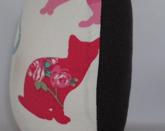 SALE Cat Dress making Ham, Tailor's Ham, and Pin Cushion Set