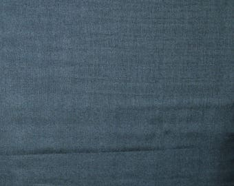 Kokka Double Gauze Fabric - Japanese Fabric Oeko-Tex Standard - Black (25) - Ichi No Kire - Fabric by the Yard - Light Weight