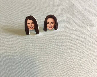 Gimore Girls Stud Earrings