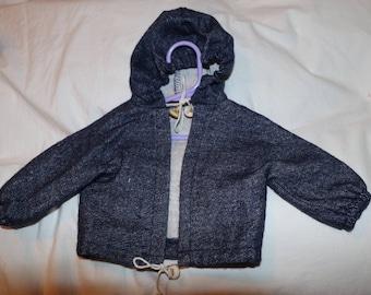 18 Inch Doll Blue Jean Jacket