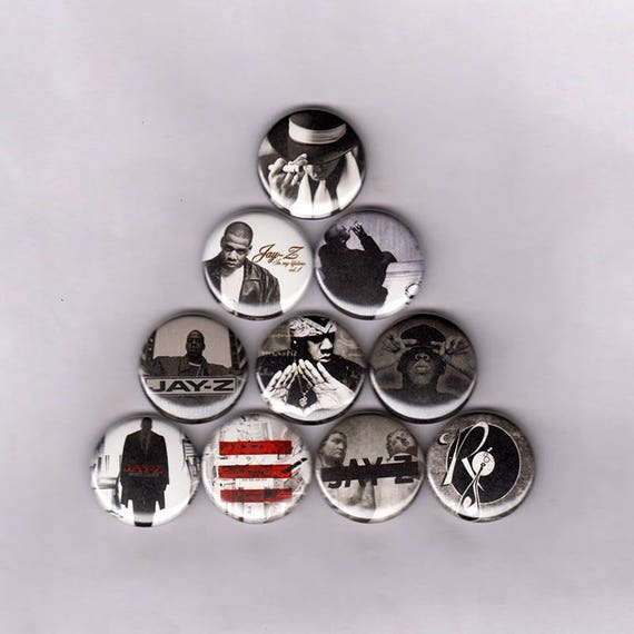 Jay z 1 pins buttons reasonable doubt blueprint 2 3 lp malvernweather Gallery