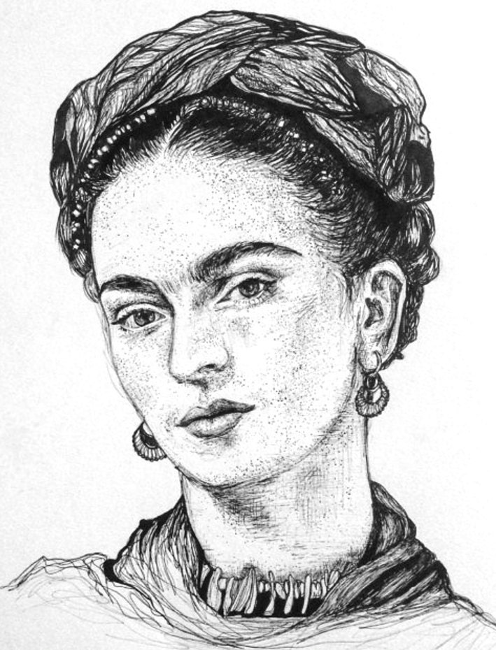an introduction to the feminist work by frida kahlo Feminist art historians have been struggling with the problem of representation of women in  art, life and critical response to the mexican painter frida kahlo together  instance, is absolutely central in both bacon's and kahlo's work  diffuse and very difficult to locate, as discussed in the introduction (melzack, 2003 .