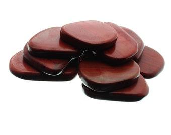 Red Jasper Gift Palm Stone (3 Pack)