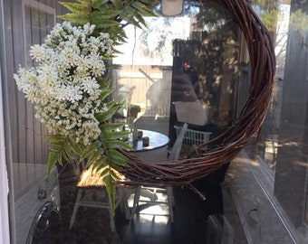 Wreath for Spring, Summer, Winter, Fall