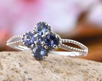 Tanzanite Ring - Size 9