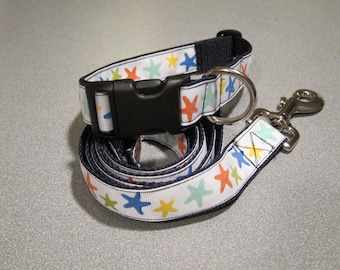 Leash Add On! Adds Matching Dog Leash to Any Collar Purchase! Free Shipping!