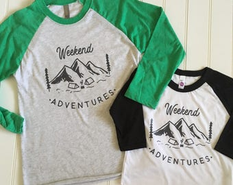 Weekend Adventures - ***FREE SHIPPING***