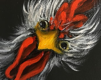 Rooster l print