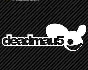 Deadmau5 Dj Vinyl Decals Stickers (2)