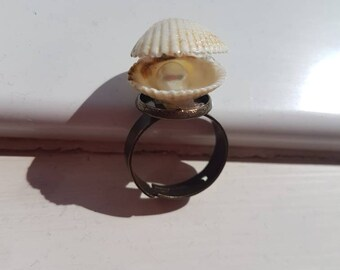 Mermaid ring. To add to your treasure trove...