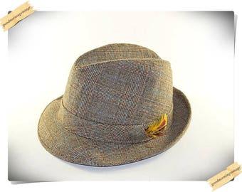 Dobbs Tweed Trilby Hat