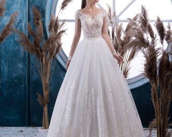 Wedding dress Ruby from NYC Bride