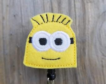 Minion Badge Reel