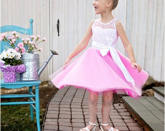 Patterns for Girls Party Dress