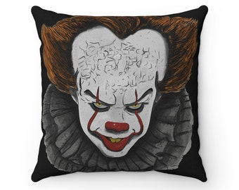 It Pennywise Spun Polyester Square Pillow