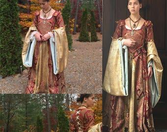 Renaissance Dress Tudor Elizabethan Spanish Costume Madrigals