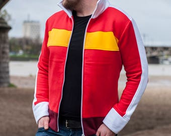 Keith jacket, Voltron by Wolvenstyle. Long version. Made in Europe