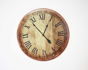 ReedMade Clock - Limited Edition #52