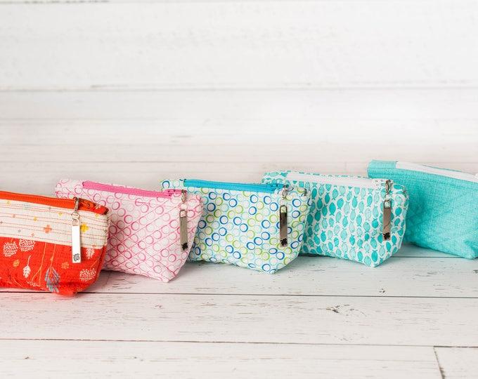 Small chain purse / storage pouch