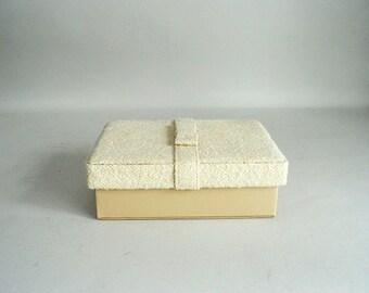 Vintage Decorative Small Keepsake Box