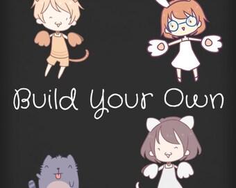 Build Your Own Custom Slot