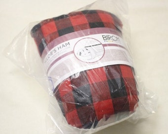 Brand New Tailor's/Dressmaker's Ham for Pressing Curving Seams/Darts etc. Australian Seller. Fast shipping