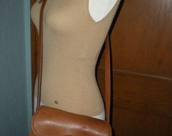 Vintage Coach Prairie Bag Crossbody British Tan Color