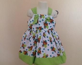 St. Patrick's Day girl dress size 2