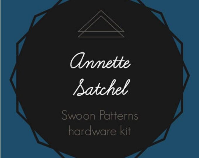 Annette Satchel - Swoon Hardware Kit