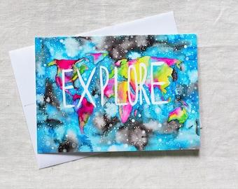 CARD - Explore