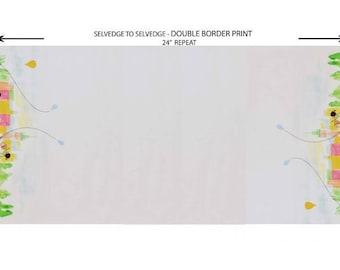 Sommer Double Border Panel by Sarah Jane for Michael Miller Fabrics