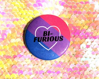 Bi-FURIOUS Button