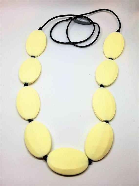 UBead Silicone Teething Necklace