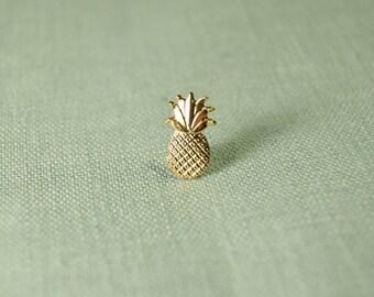 Pineapple Pin Brooch