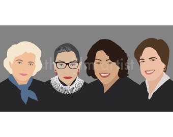 CUSTOM- Women of the Supreme Court