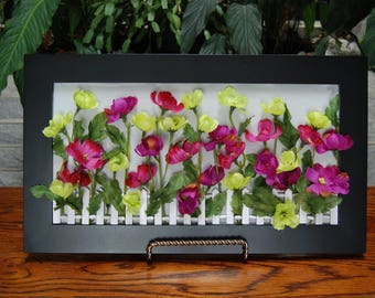Picture Frame #241, Floral Arrangement, Sale, Mother's Day Gift