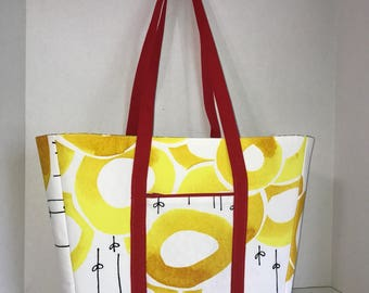Cheerful and Bright Tote Bag