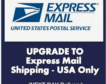 Overnight Express Shipping