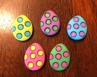 Spotted Easter Egg Needle Minder