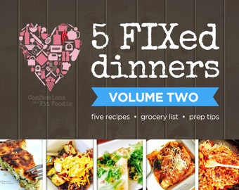 5 FIXed Dinners, Volume 2