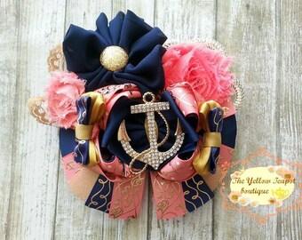 Golden Anchor OTT bow