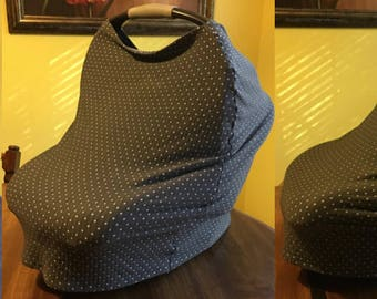 Carseat Canopy/Nursing Cover