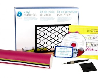 Silhouette Vinyl Starter Kit - A 39.99 Value