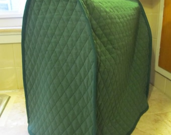 Hunter Green Mixer Cover Kitchen Small Appliance Covers Kitchen Dust Cover