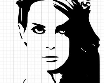 Lana Del Rey Digital File