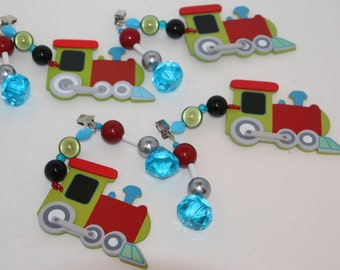 Train Tablecloth Weights Set of 4