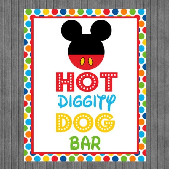 Hot Diggity Dog Bar